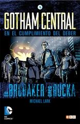 Gotham Central núm. 01 (de 4): En el cumplimiento del deber