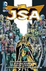 JSA de Johns núm. 04