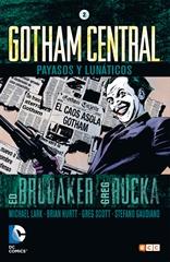 Gotham Central núm. 02 (de 4): Payasos y lunáticos