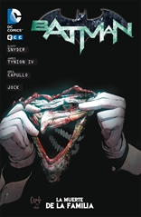 Batman: La muerte de la familia