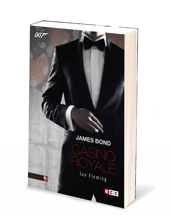 Nuevas ediciones de Fleming en español Casinoroyale