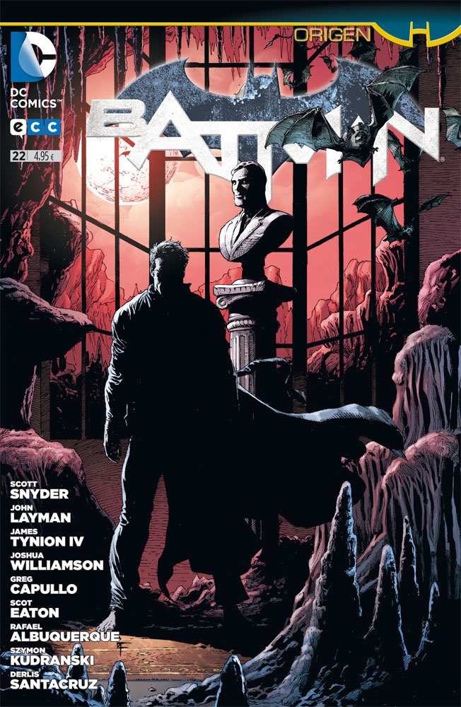 [Comics] Siguen las adquisiciones 2015 - Página 6 Batman_num22