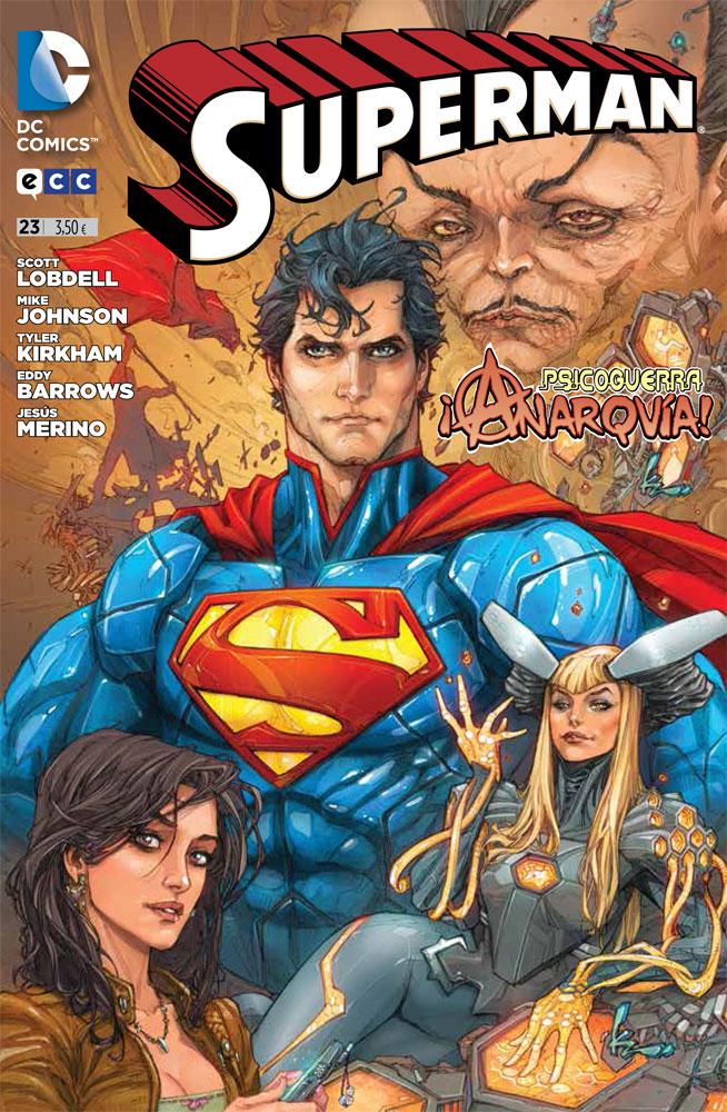 [Comics] Siguen las adquisiciones 2015 - Página 6 Superman_num23