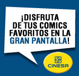 ¡Disfruta de tus cómics favoritos en la gran pantalla!