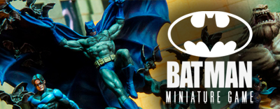 Banner Batman MG