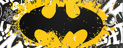 Banner Batman Merchandise