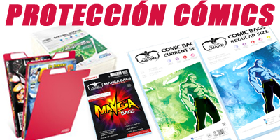 Proteccion comics