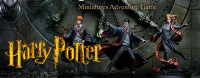 Banner Harry Potter MG
