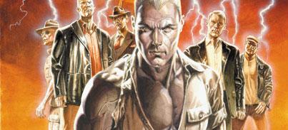 Doc Savage: El regreso del Hombre de Bronce