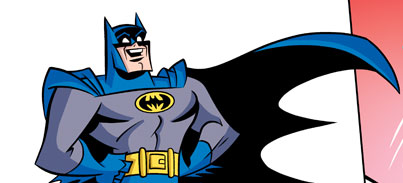 Para los peques... ¡la línea infantil de DC!