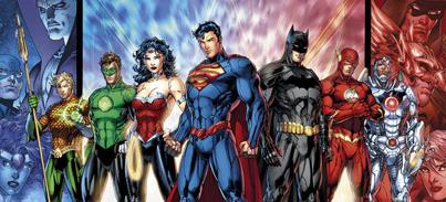 El Nuevo Universo DC llega a ECC Ediciones