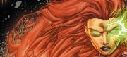 Starfire, la princesa guerrera de Tamaran