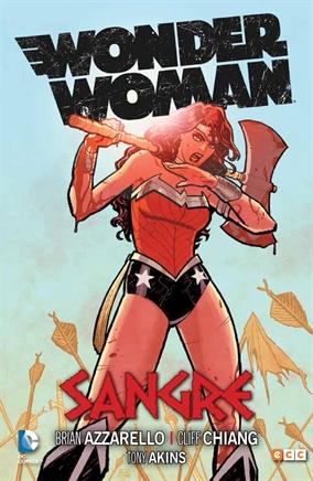 ¡Primera imagen oficial de la película de Wonder Woman!