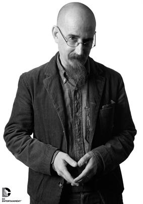 Brian Azzarello, invitado por ECC al Salón Internacional del Cómic de Barcelona
