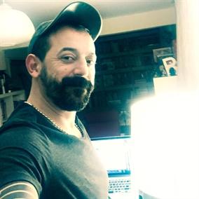 ¡Yildiray Cinar, autor invitado por ECC al Salón del Cómic de Barcelona!