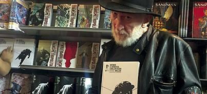 ¡Frank Miller, primer invitado de ECC Ediciones al Salón Internacional del Cómic de Barcelona 2017!