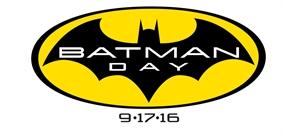 Batman Day 2016 - Librerías que participan en concursos y promociones