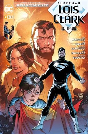 ¡El Renacimiento del Universo DC ya está aquí!