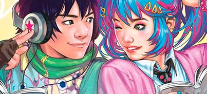 Presentación de novedades de ECC Ediciones en el XXII Salón del Manga de Barcelona