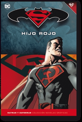 Batman y Superman - Colección Novelas Gráficas