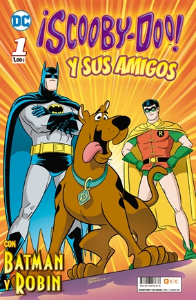 ECC en el 35 Salón del cómic de Barcelona: ¡Recorre el Universo DC con los más pequeños de la casa!