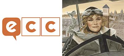 ECC en el 35 Salón del cómic de Barcelona: Sesiones de firmas