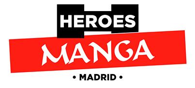 ¡ECC Ediciones estará en Heroes Manga Madrid 2017!