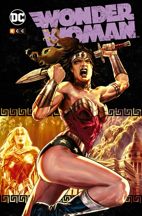 ¡Presentamos el Coleccionable Wonder Woman!