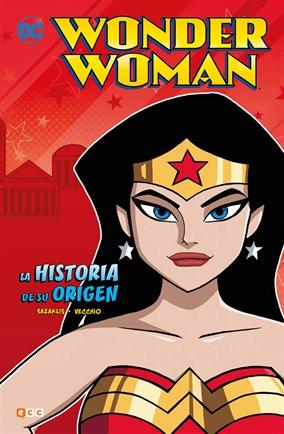¿Quién es Wonder Woman? ¡Las mejores historias de la Mujer Maravilla están en ECC Ediciones!