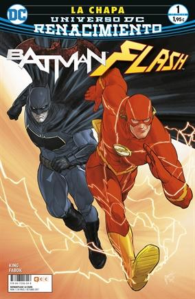 Batman/ Flash: La chapa - ¡El gran misterio de Renacimiento!