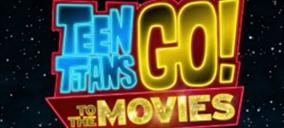 ¡Confirmada la primera película de los Teen Titans Go!