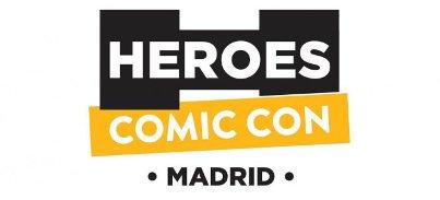 Heroes Comic Con Madrid 2017: Sesiones de firmas y zona de autores