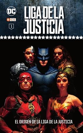 Liga de la Justicia - ¡Lecturas ideales para conocer al grupo del momento!