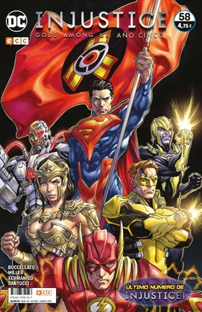 Injustice 2 - ¡La lucha sigue en formato cómic!