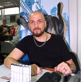 David Messina, invitado de ECC Ediciones al Salón del Cómic de San Sebastián