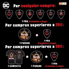 Noches oscuras: Metal Tour - Próximo concierto: ¡Salón del Cómic de Barcelona!