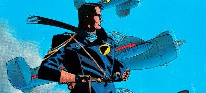 Steven Spielberg llega a la familia DC Comics con Blackhawk