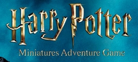 Harry Potter Miniatures Adventure Game - ¡Tu aventura empieza aquí!