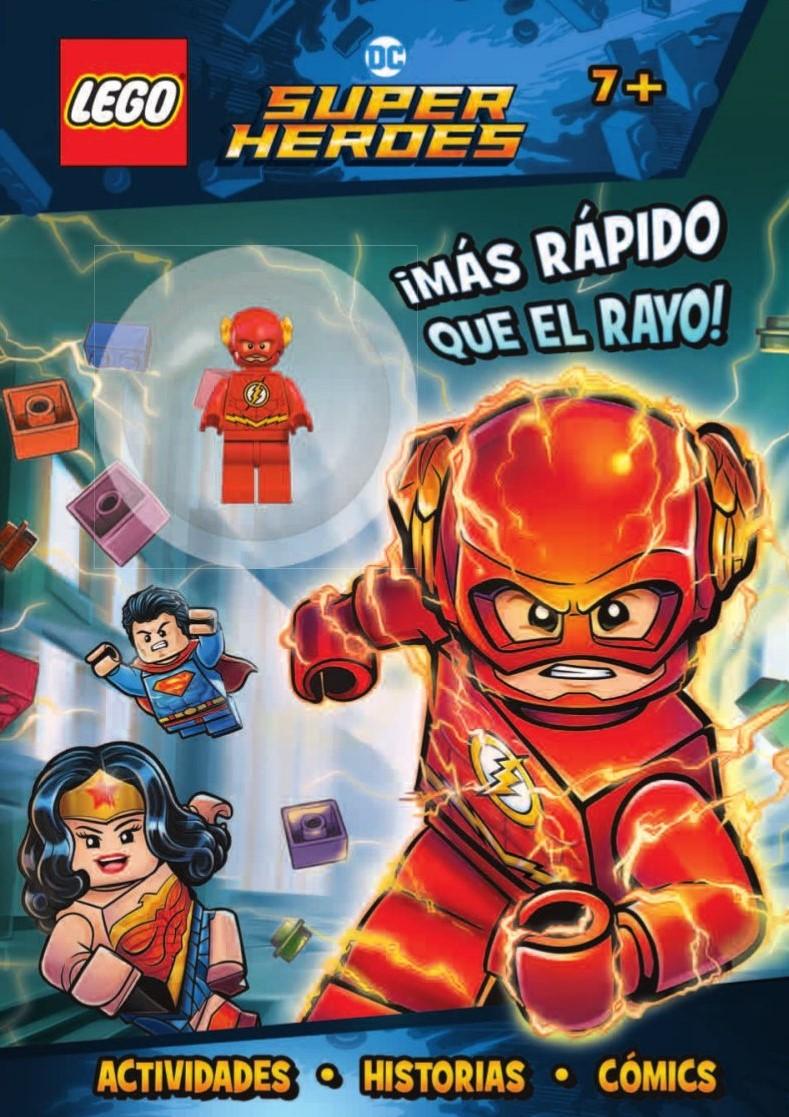 Nuevos libros oficiales LEGO NINJAGO y LEGO DC COMICS