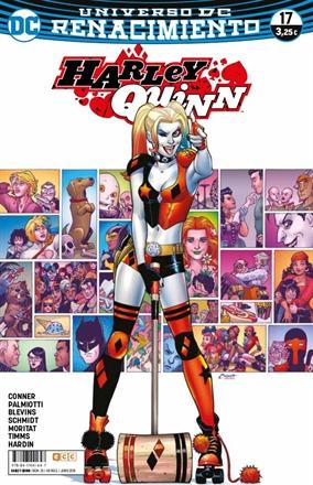 Harley Quinn - ¡La última historia de Amanda Conner y Jimmy Palmiotti!
