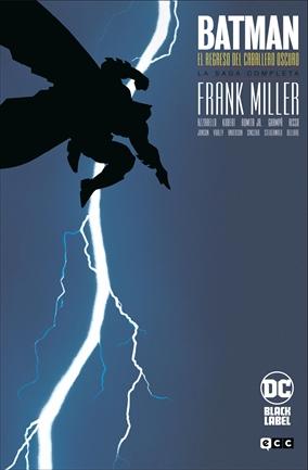 Frank Miller - La saga del Caballero Oscuro
