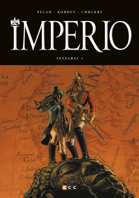 Jean-Pierre Pécau e Igor Kordey: Suspense, fantasía e historia