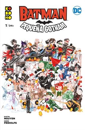 ¡Bienvenidos a la Pequeña Gotham!
