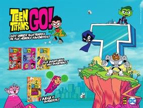 Teen Titans Go! - ¡Sus aventuras más divertidas!