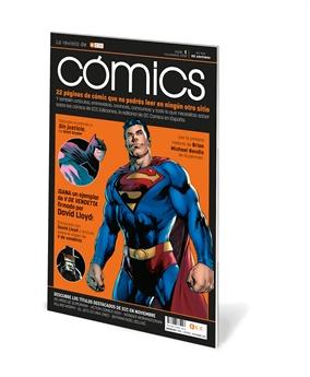 ¡Llega ECC Cómics, la revista de ECC!