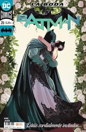 Batman: La Boda – Edición especial de Albert Monteys y regalo exclusivo