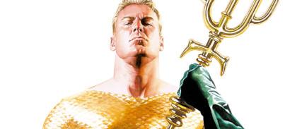 Aquaman: ¡Explora Atlantis con los cómics de ECC Ediciones!