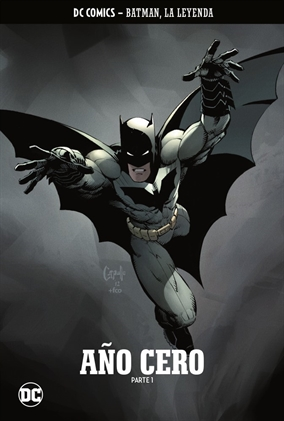 Coleccionable - Batman, la leyenda