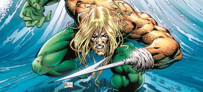 Aquaman de Peter David: Dignidad real