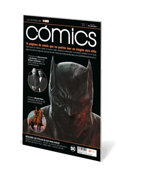 ECC Cómics núm. 3 - Contenidos y fecha de lanzamiento